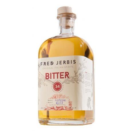 FRED JERBIS BITTER 34 - 25% 70 CL