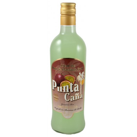 RUM PUNTA CANA PASSION FRUIT 70CL