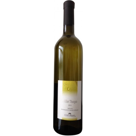 VINO MULLER THURGAU TRENTINO DOC CORTE REALE 75CL