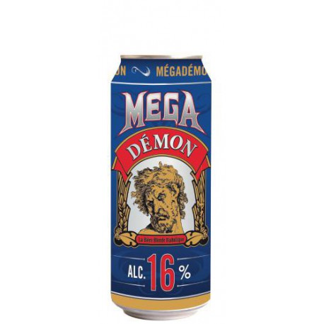 BIRRA MEGA DEMON CL.50x12