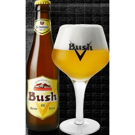 BIRRA BUSH BLONDE CL.33x24