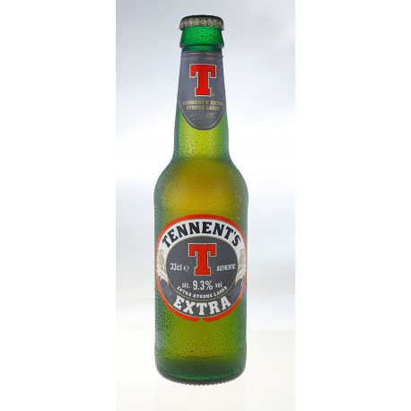 BIRRA TENNENTS EXTRA CL.33x24