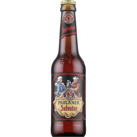 BIRRA PAULANER SALVATOR RED CL. 0,33