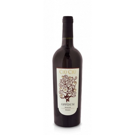 VINO OPPIDUM MARCHE IGT ROSSO 2012 CL 75